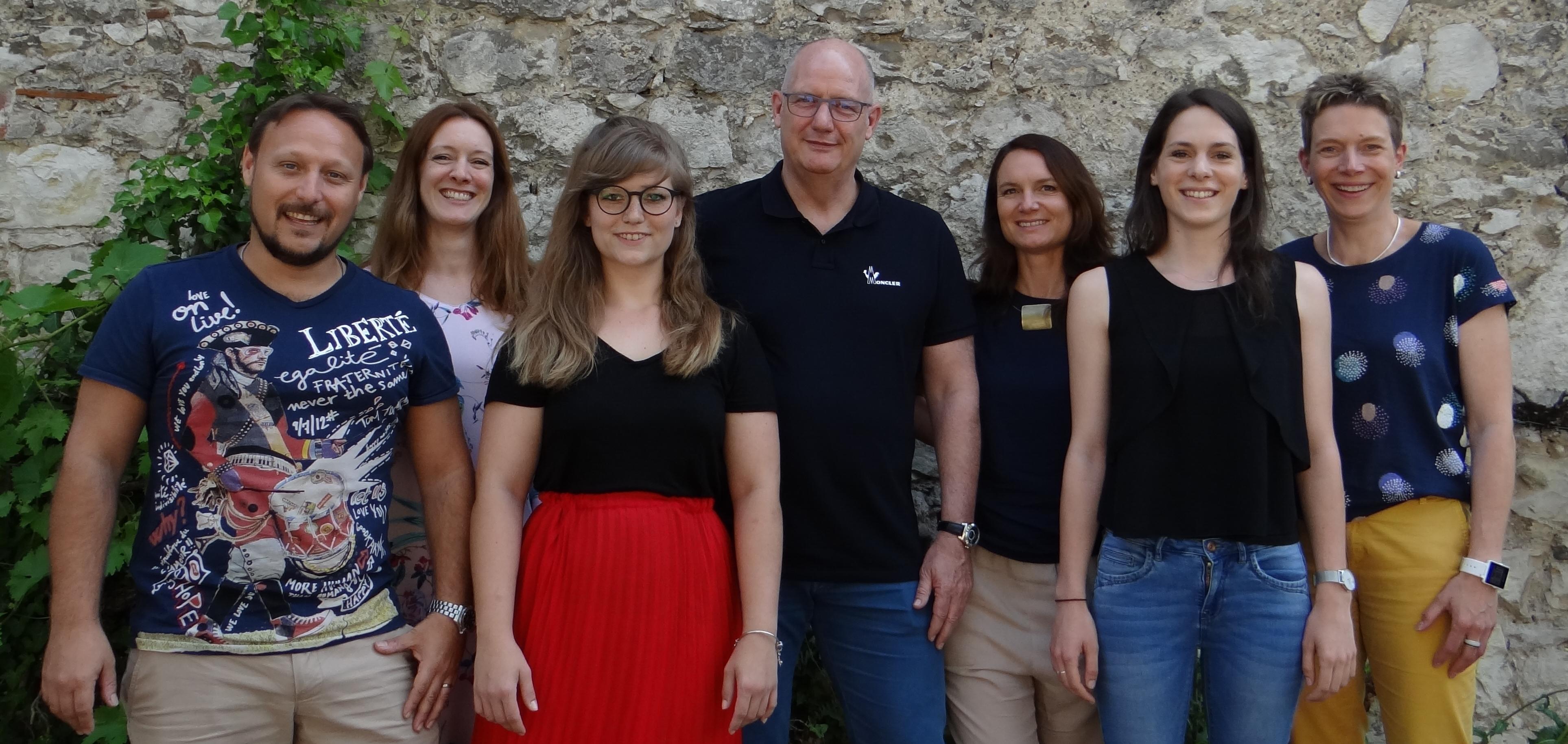 Team Praxis Dr Bertin Vater